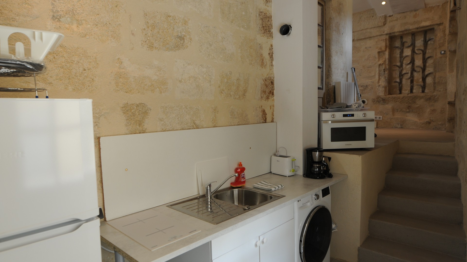 Independent kitchen