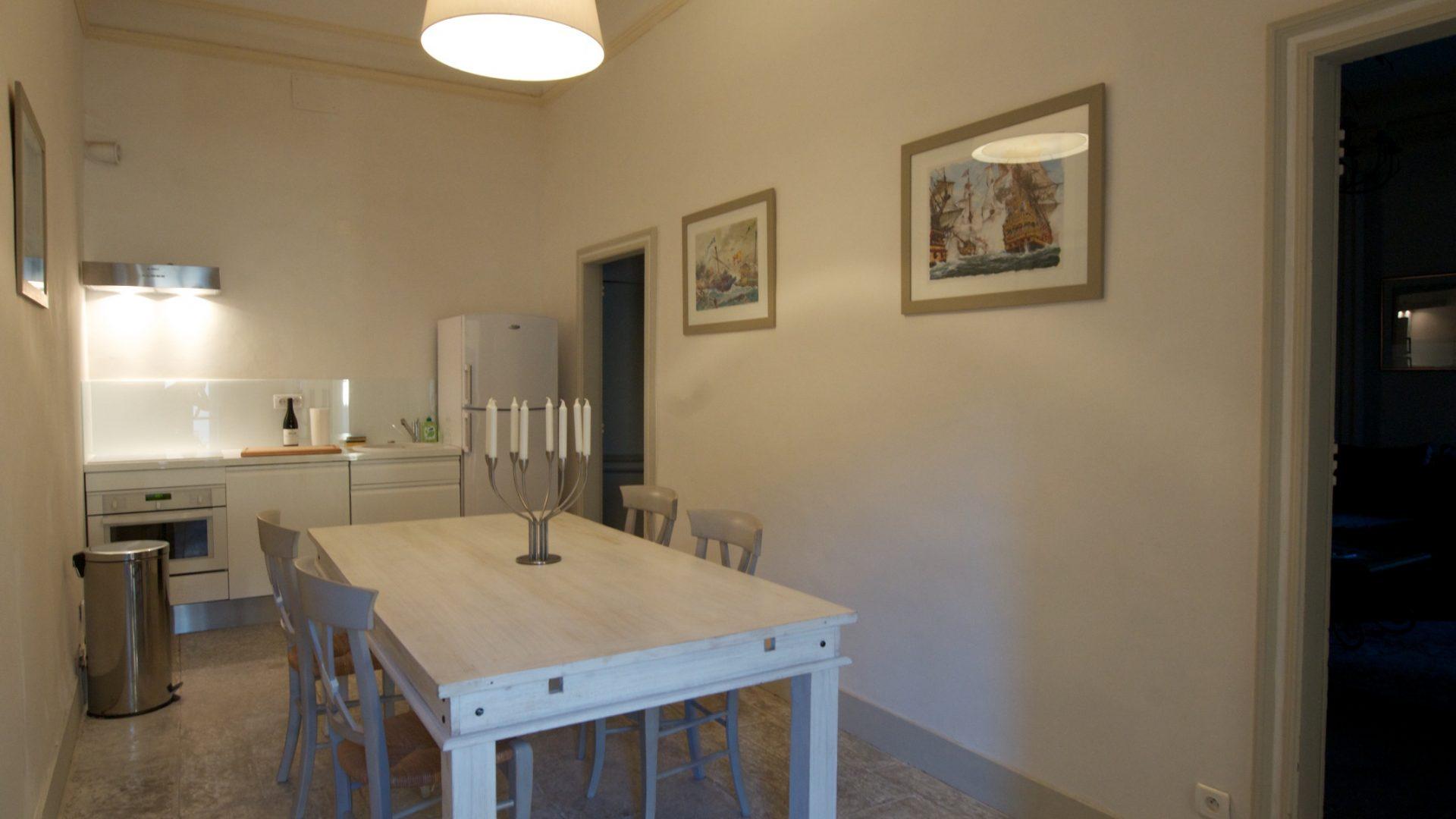 Cuisine / salle-à-manger