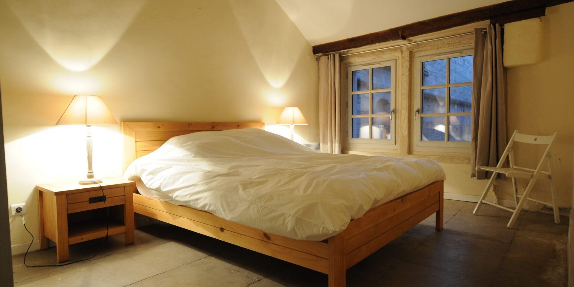Bedroom on the street